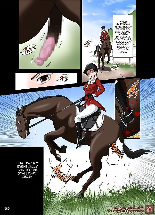 Sex hentai horse Beastiality TV: